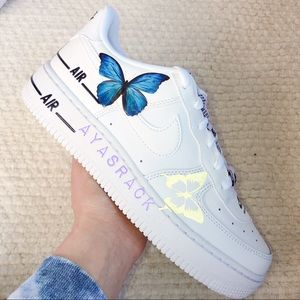 Air force 1 reflective and non reflective 🦋